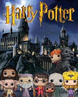 Banner Harry Potter Mobile