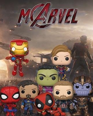 Banner Marvel Mobile