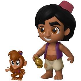 Aladdin e Apu 5 Star Vinyl Figures Funko - Aladdin - Disney