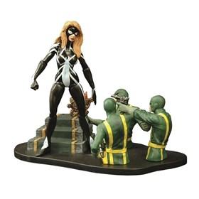 Arachne Spider Woman Mulher Aranha Marvel Select Diamond Select