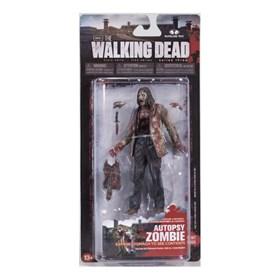 Autopsy Zombie TV Series Série 3 Walking Dead Mcfarlane