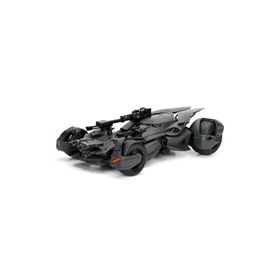 Batmobile 1/24 Diecast Metals Batmóvel Justice League Jada Toys