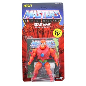 Beast Man Vintage Masters Of The Universe - MOTU - Super7
