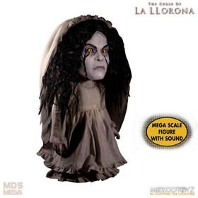 "Boneca A Chorona 38 cm - 15"" Mega Scale Talking La Llorona Doll - The Curse of La Llorona  - A Maldi"