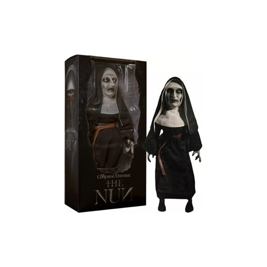 Boneca The Nun MDS Roto Plush - A Freira 46 cm - Mezco Toyz