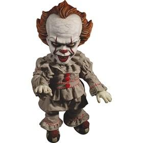 Boneco Pennywise Mega Scale Talking Doll 38 Cm - Mezco Toyz