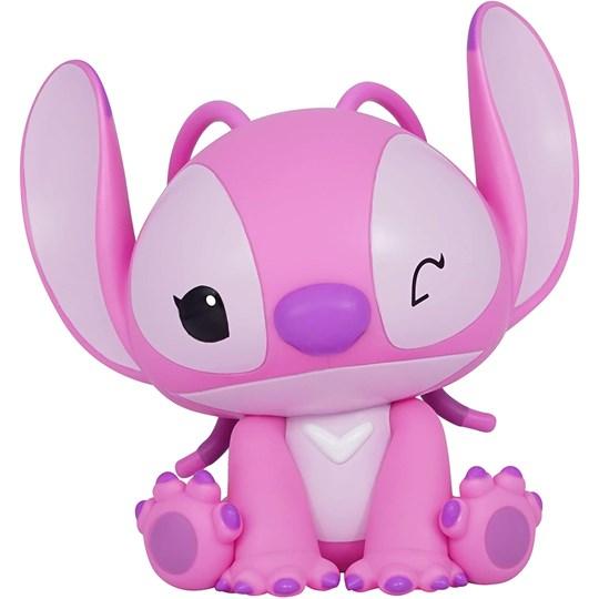 Busto Cofre Angel Stitch - Disney - Monogram