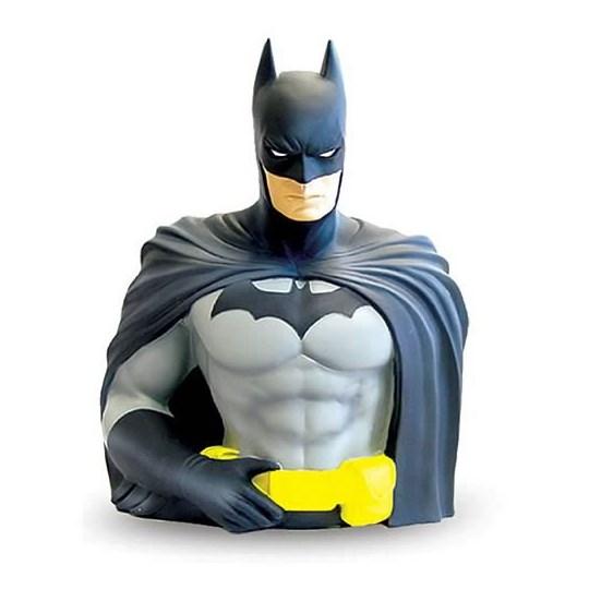 Busto Cofre Batman - Bust Bank - DC - Monogram