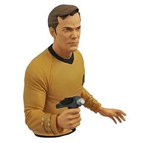 Busto Cofre Captain Kirk Bust Bank Star Trek Diamond Select