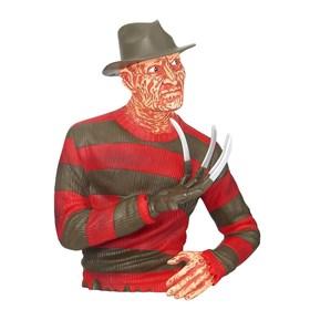 Busto Cofre Freddy Krueger - Bust Bank Horror - Monogram