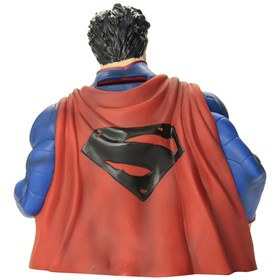 Busto Cofre Superman New 52 -  Bust Bank - Monogram