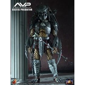 Celtic Predator AVP MMS08 2006 Hot Toys Predador Sideshow