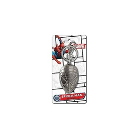 Chaveiro do Spiderman Homem-Aranha Pewter Monogram