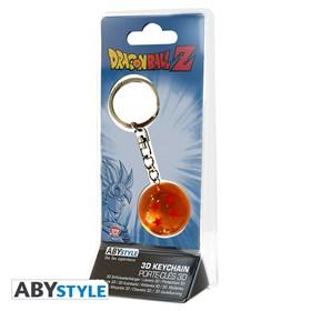Chaveiro Esfera do Dragão do Goku 4 Estrelas - Dragon Ball Z - Abysse