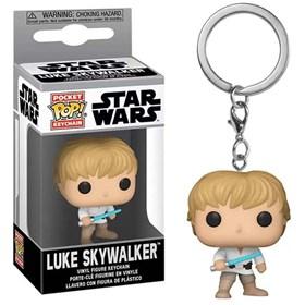 Chaveiro Funko Pop Luke Skywalker Keychain - Star Wars
