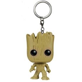 Chaveiro Groot Funko - Pocket Pop! - Guadiões das Galáxias - Marvel