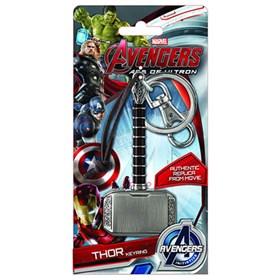 Chaveiro Martelo Thor Mjolnir de Metal Escala 1/6 - Monogram - Marvel
