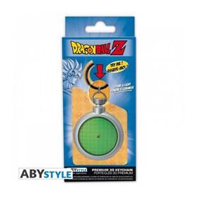 Chaveiro Radar das Esferas do Dragão Eletrônico - Dragon Ball Z - Abysse