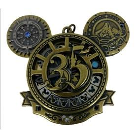 Colecionável Comemorativo Exclusivo 35 anos Tokyo Disney Sea