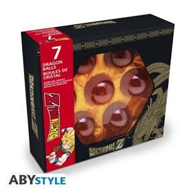 Conjunto Completo Esferas do Dragão Dragon Ball Z - Dragon Balls Collector Set - Abysse