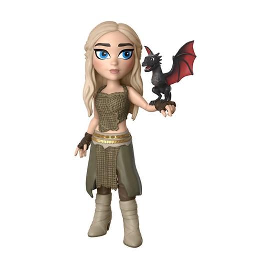 Daenerys Targaryen Rock Candy Funko - Game Of Thrones