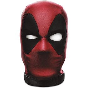 Deadpool Cabeça Animatrônica Deadpool's Head Premium Interactive Head - Marvel - Hasbro