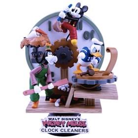 Diorama Disney DS-046 Clock Cleaners D-Stage Ser PX 6In - Disney - Beast Kingdom