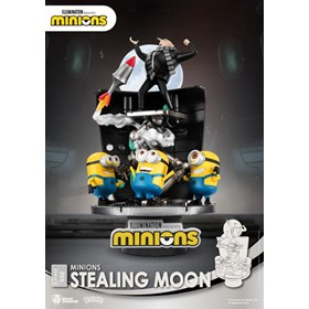 Diorama DS-050 Stealing Moon D-Stage Dream Select Previews Exclusive - Minions 2 - Meu Malvado Favorito - Beast Kingdom