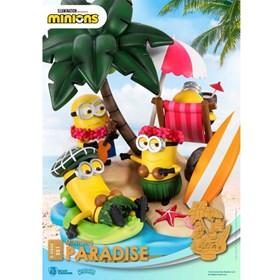 Diorama DS-051 Paradise D-Stage Dream Select Previews Exclusive - Minions 2 - Meu Malvado Favorito -