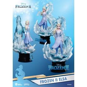 Diorama Elsa Frozen DS-038 D-Stage Dream Select Previews Exclusive - Frozen - Disney - Beast Kingdom