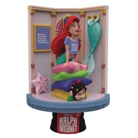 Diorama Wreck-It Ralph 2 DS-023 Ariel D-Stage Dream Select Previews Exclusive - Detona Ralph - Disne