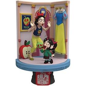 Diorama Wreck-It Ralph 2 DS-026 Snow White D-Stage Dream Select PX Exclusive - Detona Ralph - Disney