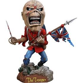 Eddie The Trooper Head Knocker - Iron Maiden - NECA
