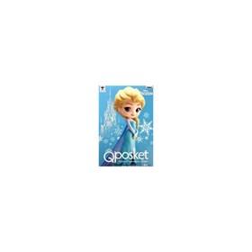 Elsa Qposket Normal Color Frozen Disney Banpresto