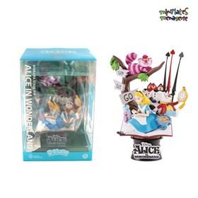 Estátua Alice in Wonderland Dream Select PX Exclusive - Beast Kingdom - Disney