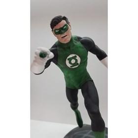 Estátua Green Lantern Hal Jordan Lanterna Verde William Paquet DC Direct
