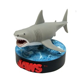 Estátua Jaws Premium Motion - Bruce Shark Tubarão - Factory Entertainment