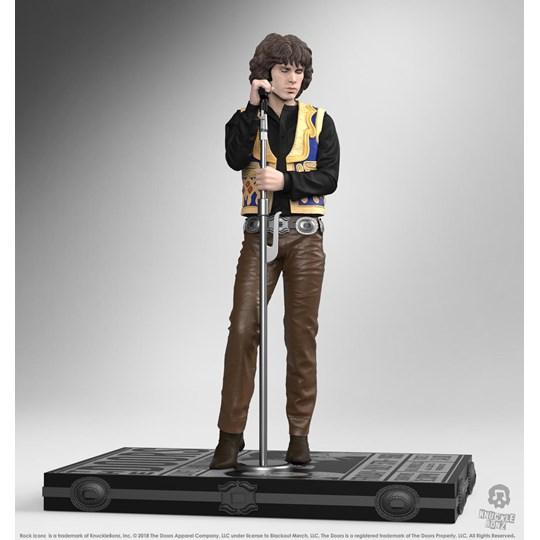 Estátua Jim Morrison The Doors Knucklebonz - Rock Iconz