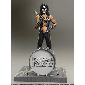 Estátua Kiss The Catman - Hotter Than Hell Knucklebonz - Rock Iconz Statue