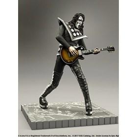 Estátua Kiss The Spaceman - Hotter Than Hell Knucklebonz - Rock Iconz Statue