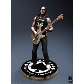 Estátua Lemmy Kilmister Knucklebonz - Motorhead - Rock Iconz Statue