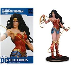 Estátua Mulher Maravilha - Wonder Woman by Joelle Jones - DC Cover Girls