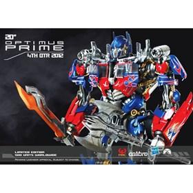 Estátua Optimus Prime 51 cm Transformers Calibre Sideshow