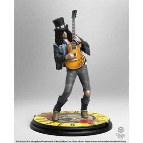 Estátua Slash KnuckleBonz - Guns N' Roses - Rock Iconz Statue