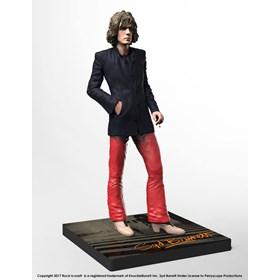 Estátua Syd Barrett Pink Floyd Knucklebonz - Rock Iconz Statue