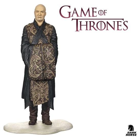 Estátueta Boneco Varys - Dark Horse Comics - Game Of Thrones