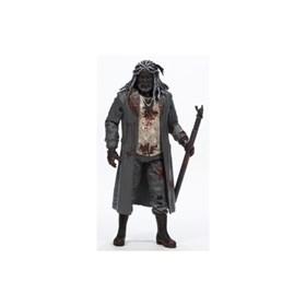 Ezekiel B&W Bloody Skybound Exclusive Comic Walking Dead Mcfarlane