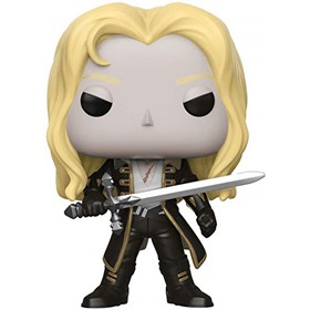 Funko Pop Adrian Tepes #581 - Castlevania - Animation
