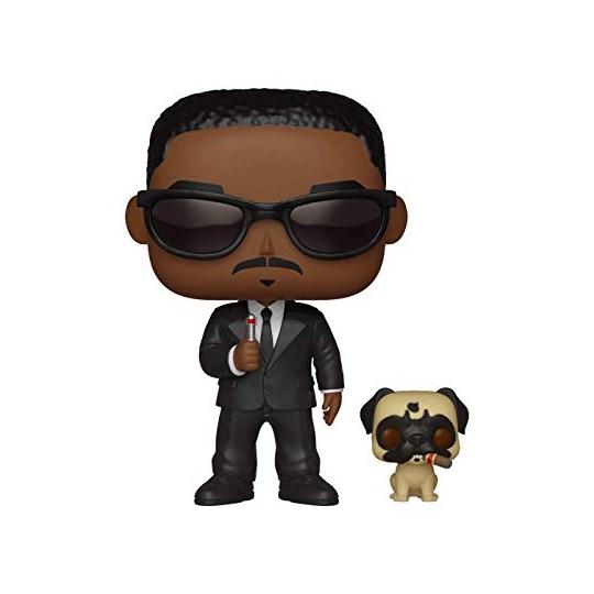 Funko Pop Agent J & Frank #715 - Men in Black - Homens de Preto