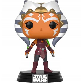 Funko Pop Ahsoka #268 - The Clone Wars - Star Wars